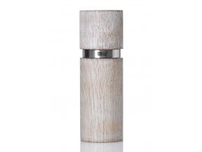 AdHoc - mlýnek na pepř či sůl TEXTURA ANTIQUE světlý 15 cm