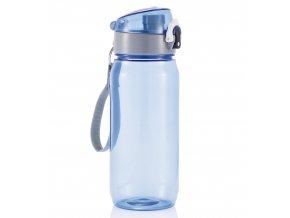 Loooqs sportovní láhev 600 ml modrá