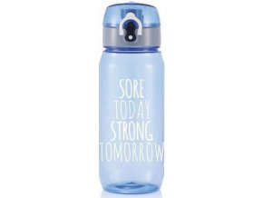 Loooqs sportovní láhev SOR 600 ml modrá
