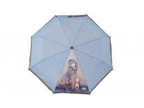 SANTORO skládací deštník Dear Alice