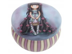 SANTORO - dekorativní krabička Rosebud velká