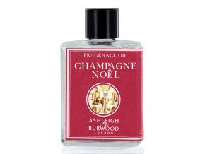 Ashleigh & Burwood vonný olej do aromalampy Champagne Noel