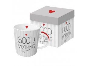 PPD - Hrnek v krabičce Good Morning My Love