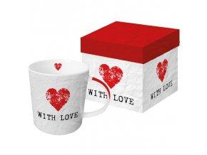 PPD - Hrnek v krabičce With Love