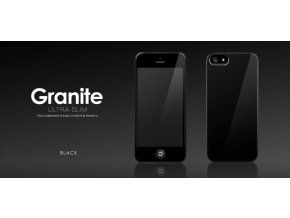 MORE Granite Collection - kryt pro iPhone 5