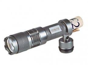 True Utility - klíčenka s LED a kapslí na bankovky FlashStash