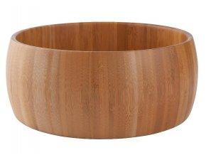KJ Collection bambusová mísa na salát