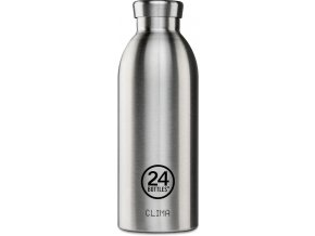 24Bottles - termolahev Clima Bottle Steel 0,5l