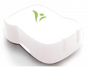 FreeWater plastový box na svačinu transparentní