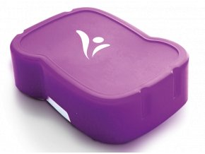FreeWater plastový box na svačinu fialový