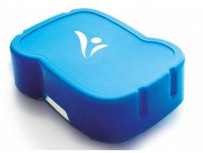 FreeWater plastový box na svačinu modrý
