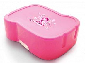 FreeWater plastový box na svačinu Víla