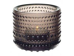 Iittala - svícen na čajovou svíčku  KASTEHELMI pískový