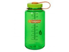 NALGENE - láhev na pití Wide Mouth 1000 ml Melon Ball