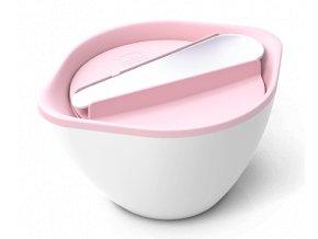 Monbento miska na polévku a salát MB Lib litchi-white