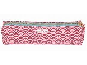 Green Gate kosmetická taška Nancy red XS