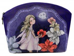 SANTORO - kosmetická taška Mirabelle Midnight Garden