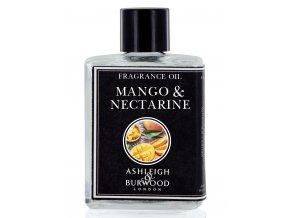 Ashleigh & Burwood - vonný olej do aromalampy MANGO & NECTARINE