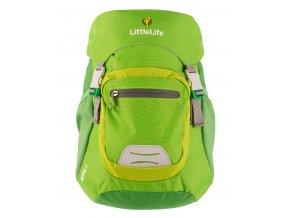 Littlelife dětský batoh Alpine 4 Kids Daysacks Green