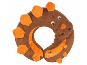 LittleLife dětský polštářek na spaní Dinosaurus