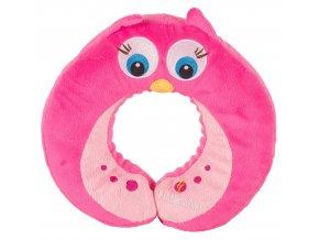 LittleLife dětský polštářek na spaní Sova