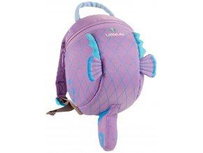 Littlelife dětský batoh Animal Toddler Daysacks Seahorse
