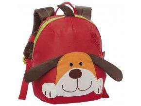 Sigikid mini batoh do školky Pejsek 1-3 roky