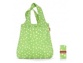 Reisenthel - skládací taška MINI MAXI SHOPPER spots green