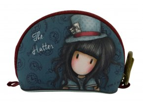 SANTORO LONDON - mini pouzdro The Hatter