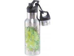 Carl Oscar nerezová lahev Wisdom TEMPflask zelená 0,5l