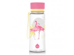 EQUA - láhev na vodu Flamingo 0,6l