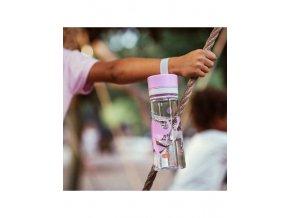 EQUA - láhev na vodu Elephant 0,4l