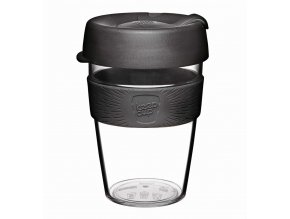 KeepCup - skleněný hrnek Brew Black Medium