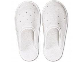 Möve - domácí obuv s krystaly Swarovski - vel.36-38