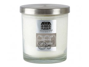 VillaCollection - vonná svíčka bílý čaj a zázvor
