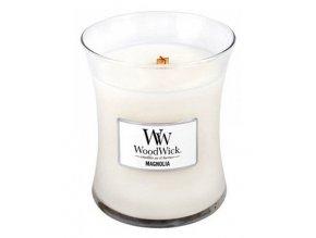 WoodWick - vonná svíčka ve skle magnólie 275 g