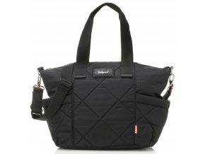 Babymel - multifunkční kabelka Evie Quilted Black