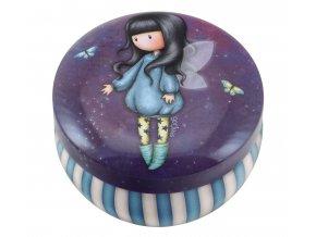 SANTORO LONDON dekorativní krabička Bubble Fairy