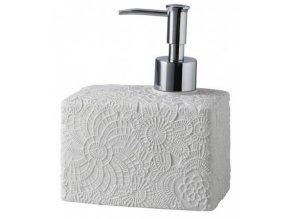 Lene Bjerre - Crochet - dávkovač na mýdlo