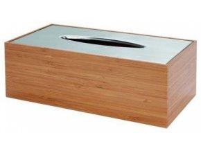 Möve - Bamboo - krabice na kapesníky