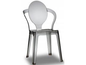 SCAB - plastová židle SPOON