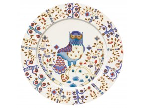 Iittala - TAIKA bílá talíř mělký 30 cm