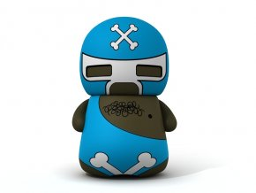 Deego - USB flash disk ROMPE HUESOS 8GB