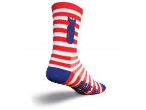 SockGuy - ponožky Bomber USA