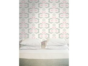 Lavmi - Glory vliesová tapeta růžová
