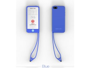 Tin Tip Tie pouzdro pro iPhone 5 modré