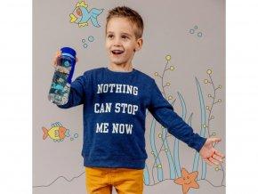 EQUA - dětská láhev na vodu Equarium 0.4 l