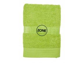 Zone - osuška Confetti limetková