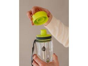 EQUA - láhev na vodu Leaves 0.6 l