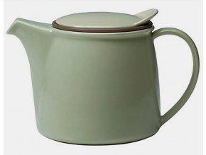 Kinto - čajová konvice BRIM 750 ml zelená